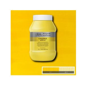 Tinta-Acrilica-Galeria-Winsor---Newton-1L-–-120-Cadmiun-Yellow-1
