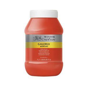 Tinta-Acrilica-Galeria-Winsor---Newton-1L-–-090-Cadmium-Orange-Hue