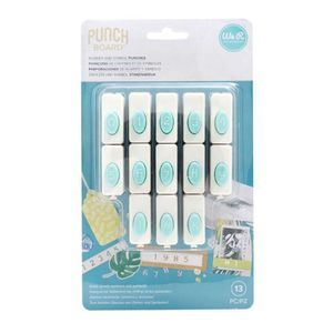 Furador-Numerais-para-Kit-de-Ficharios-We-R-Memory-Keepers-Number-Puches-Set-–-660516-–-WER412