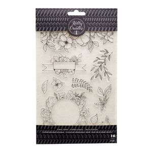 Carimbo-Flores-Kelly-Creates-Floral-Stamp-Set-348275-WER369