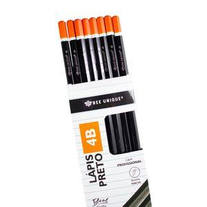 Lapis-Grafite-4B-Bee-Unique-com-8-Unidades-–-OD-–-PC0003---1