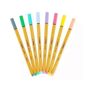 Estojo-de-Caneta-Stabilo-Point-88-Pastel-com-8-Cores-88-8-01---2