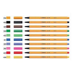 Estojo-de-Caneta-Stabilo-Point-88-Fineliner-com-10-Cores-88-10---1