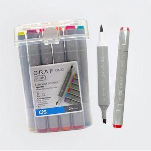 Marcador-Artistico-Ponta-Dupla-Cis-Graf-Duo-Brush-24-Cores---2