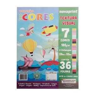 Bloco-Colecao-Ecocores-Textura-Visual-Novaprint-7-Cores---180g-36-Folhas---23-x-32-cm