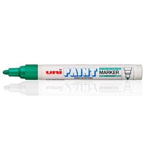 caneta-marcador-uni-paint-maker-grenn