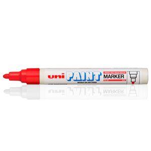 caneta-marcador-uni-paint-makerred