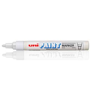 caneta-marcador-uni-paint-maker-white