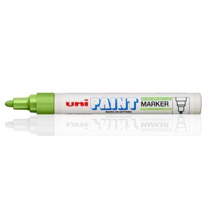 caneta-marcador-uni-paint-maker-green-light