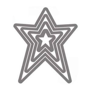 Faca-de-Corte-Estrela-Primitiva-Sizzix-Stars-Primitive-–-4-pecas-–-657910-3