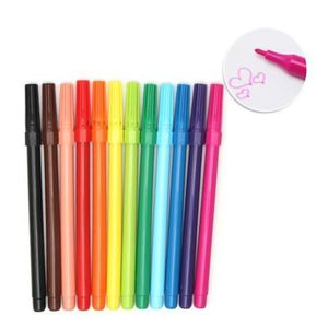 Canetinhas-Hidrograficas-Colors-Faber-Castell-com-12-Cores---Marcadores-Colors-15.0112CZF-1