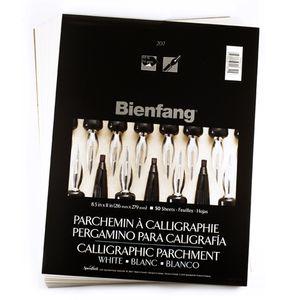 Bloco-de-Papel-Pergaminho-207-para-Caligrafia-Bienfang-Branco---R400127-1