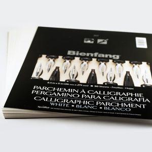 Bloco-de-Papel-Pergaminho-207-para-Caligrafia-Bienfang-Branco---R400127