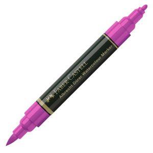 Marcador_Pincel_Albrecht_Durer_Aquarelavel_Faber-Castell_125_middle_purple_pink-1