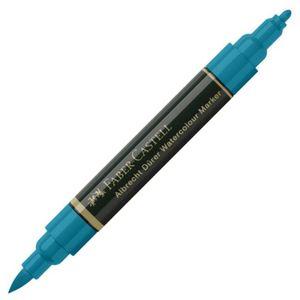 Marcador_Pincel_Albrecht_Durer_Aquarelavel_Faber-Castell_153_Cobalt_Turquoise-1