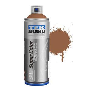 Tinta-Aerossol-Tekbond-Expression-501-Marrom-ebano-400ml-1