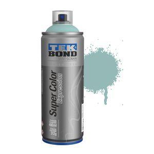 Tinta-Aerossol-Tekbond-Expression-560-Verde-Agua-400ml