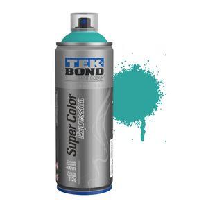 Tinta-Aerossol-Tekbond-Expression-559-Verde-Boreal-400ml