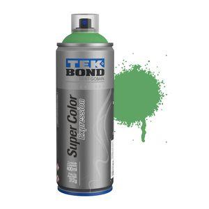 Tinta-Aerossol-Tekbond-Expression-564-Verde-Camaleao-400ml-1
