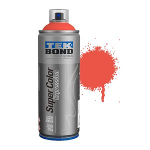Tinta-Aerossol-Tekbond-Expression-521-Vermelho-Pimenta-400ml