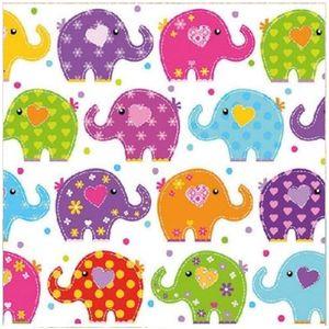 Guardanapo-para-Decoupage-Ambiente-com-20-Unidades-Funny-Elephants-13309760