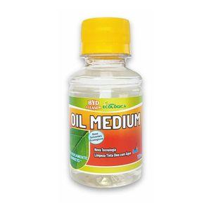 Oil-Medium-Linha-Ecologica-Byo-Cleaner---Limpeza-Tinta-Oleo-com-Agua---100ml