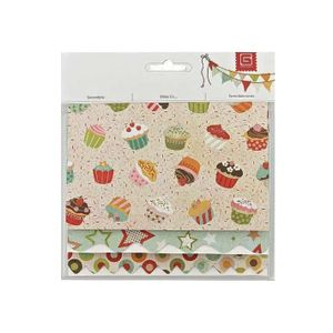 Kit-Blank-Cards---Envelopes-Serendpty-Basicgrey-3-Estampas-BBX-3737–12-Unidades