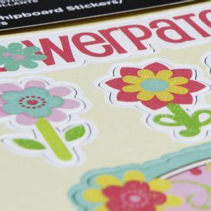 Adesivo-Autocolantes-Menina-Imaginisce-Chickadee-Chipboard-Stickers-001907-2