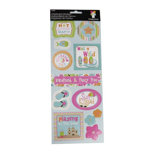 Adesivo-Autocolante-Imaginisce-Chipboard-Stickers-Hot-Summer-Day-003927