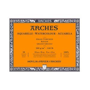 Bloco-para-Aquarela-Arches-Grao-rugoso-Branco-Natural-21x31cm-20-Folhas-300g