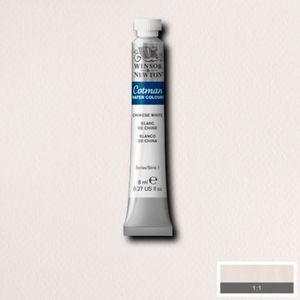 Tinta-Aquarela-Cotman-Winsor---Newton-Tubo-8-ml-Chinese-White