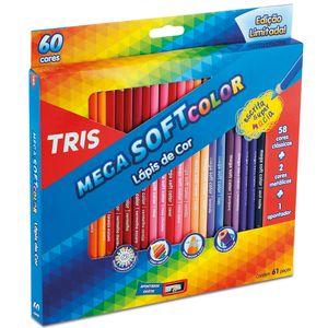 Conjunto-de-Lapis-de-Cor-Mega-Softcolor-Tris-60-Cores-com-Apontador–684062