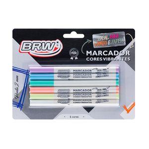 Marcador-ponta-fina-cores-vibrantes-blister-CA8012