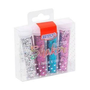 Glitter-Shaker-hexagonal-7g-4cores-GL0503