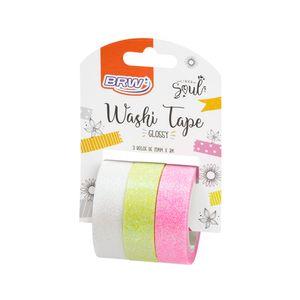 Fita-Adesiva-Washi-tape-Glossy-WT0101