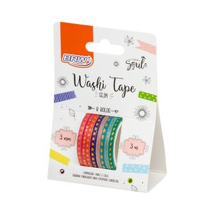 fita-adesiva-washi-tape-slim-hot-stamping-WT0404