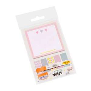 Bloco-Smart-Notes-love-20folhas-BA0102