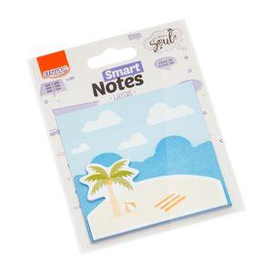 Bloco-Smart-Notes-Layers-Praia-20folhas-BA0800