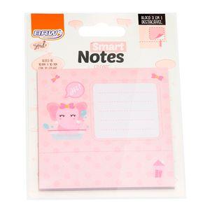Bloco-Smart-Notes-frame-3em1-90x90mm-elefante-30folhas-1bloco-BA0906-2