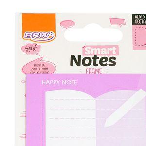 Bloco-Smart-Notes-Frames-2em1-75x75mm-livro-lilas-30folhas-BA0900-3