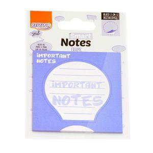 Bloco-Smart-Notes-Frames-2em1-75x75mm-importante-azul-30folhas-BA903-2