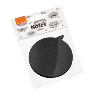 Bloco-Smart-Notes-70x70mm-balao-preto-50folhas-1bloco-BA5003
