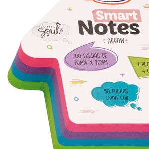 Bloco-Smart-notes-Arrow-70x70mm-seta-colorido-soul-200fls-1bloco-BA7020-3