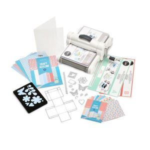 Maquina-de-Corte-Sizzix-Big-Shot-Plus-Starter-Kit-White---Gray-660341