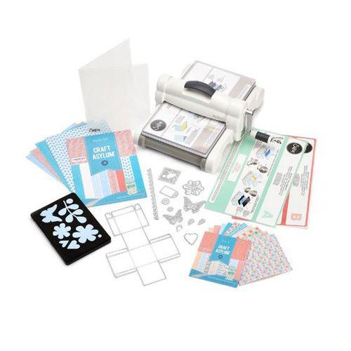 Maquina-de-Corte-Sizzix-Big-Shot-Plus-Starter-Kit-White---Gray-660341