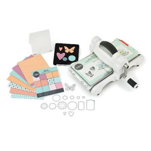 Kit-Maquina-de-Corte-e-Relevo-Sizzix-Big-Shot-Starter-White---Gray-661500