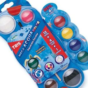 Estojo-de-Tinta-Aquarela-em-Pastilha-Tris-Mega-Aqua-Color-Refil-com-12-Cores–602875-1
