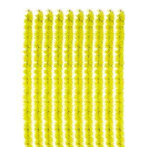 arame-encapado-em-chenille-30cm-amarelo-10unid