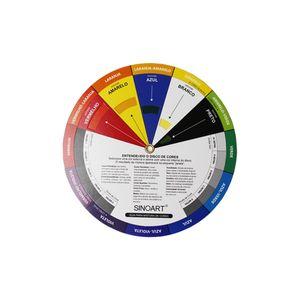 Disco-de-Cores-Circulo-Cromatico-Sinoart-Pequeno-13cm–SFA238-D14