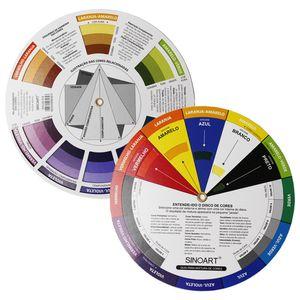 Disco-de-Cores-Circulo-Cromatico-Sinoart-Pequeno-23cm–SFA238-D23-2